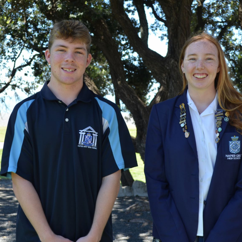 Crombie Scholarship eases university costs for Napier students