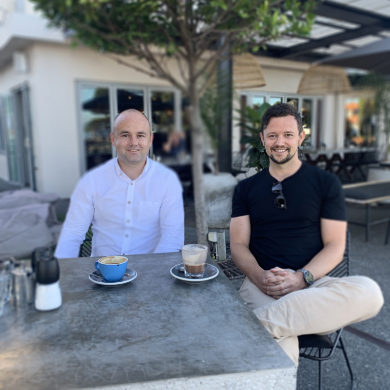 Napier friends launch website changing the way people do real estate